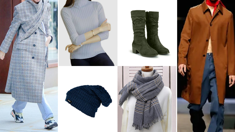 Winter Wardrobe Essentials for Men and Women in 2019-2020