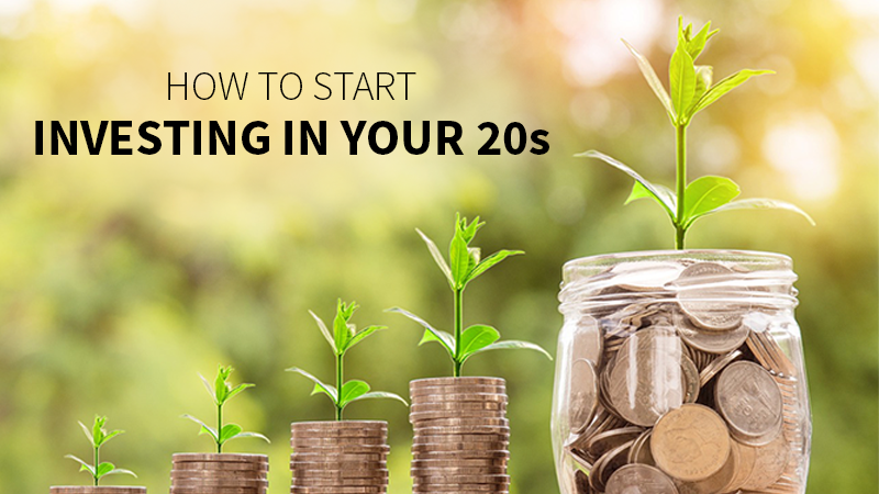 Best Investment Options for People in Their Twenties