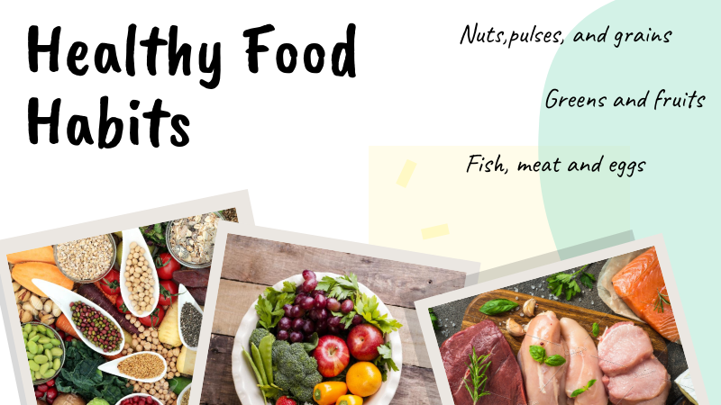 The Role of Food in Our Healthy Life