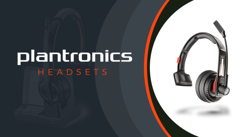 Plantronics Headsets of 2020: Best Organizer for Your Office