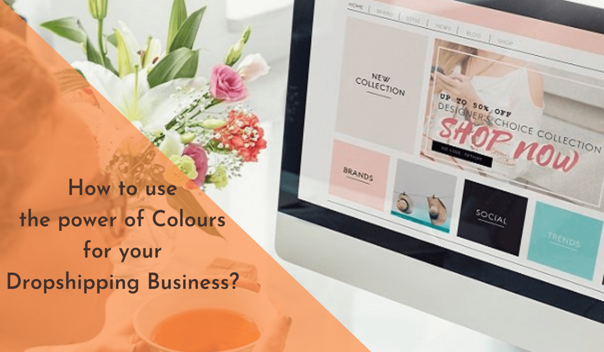 Colours & UX: Using Power Of Colors For Your Dropshipping Business?