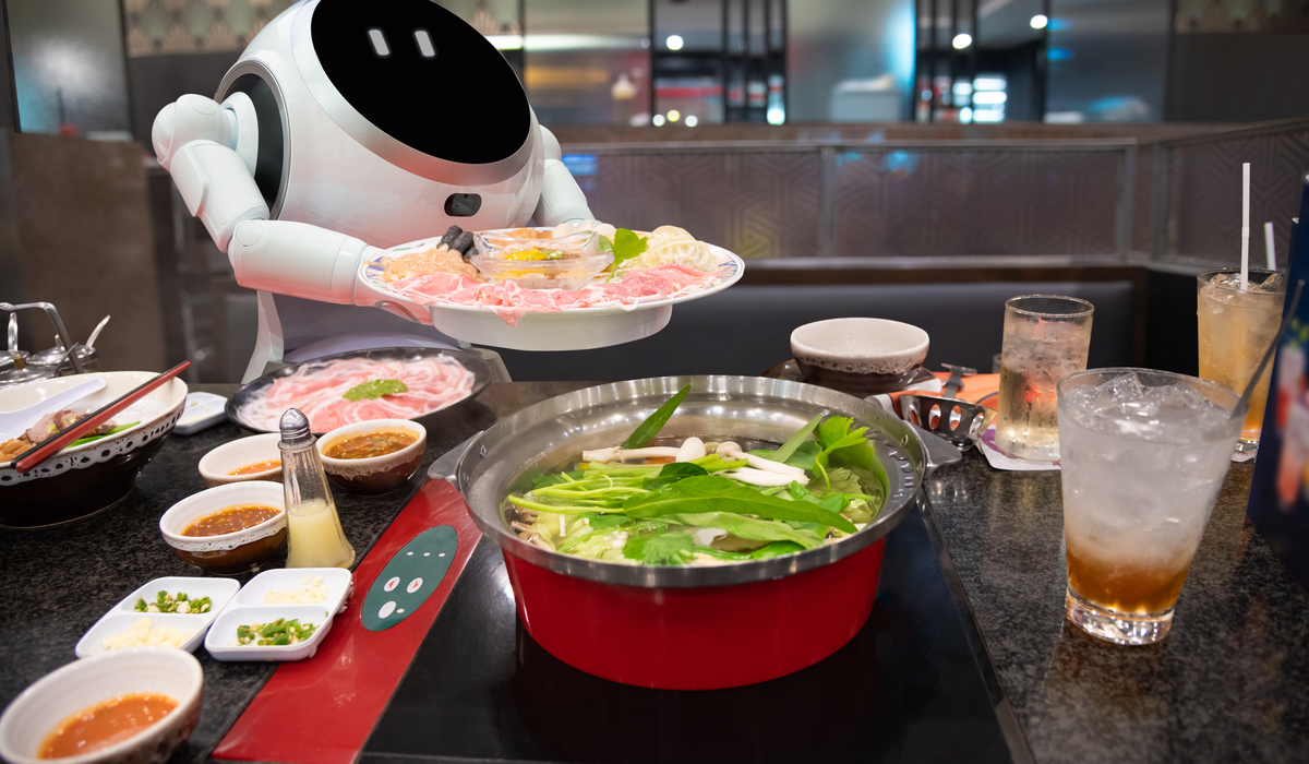 How Innovation In Food Robotics Systems Helping Us