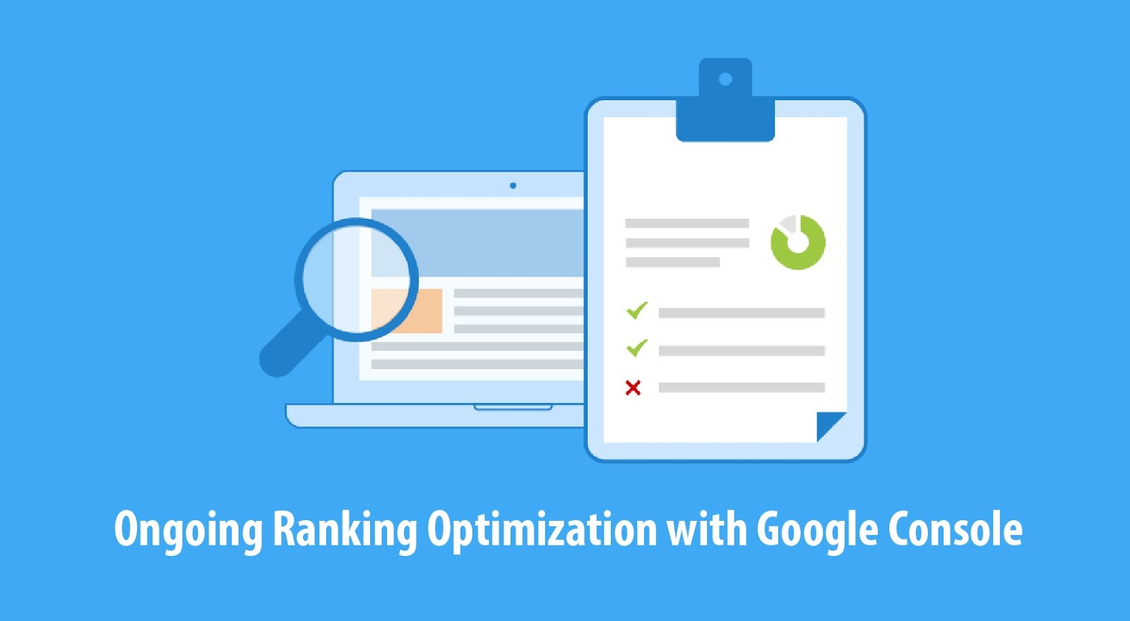 Ongoing Ranking Optimization with Google Console
