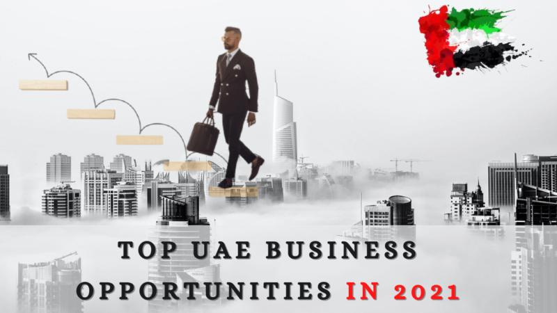 Top UAE Business Opportunities in 2021