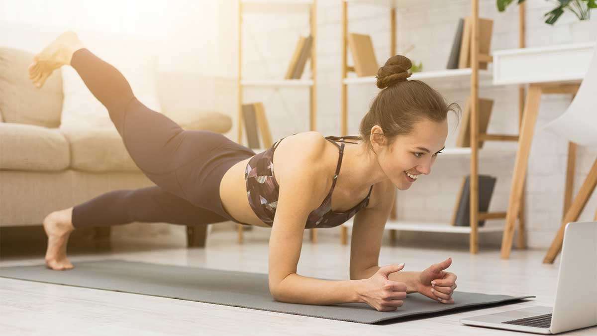 Best Tips to Stay Fit at Home