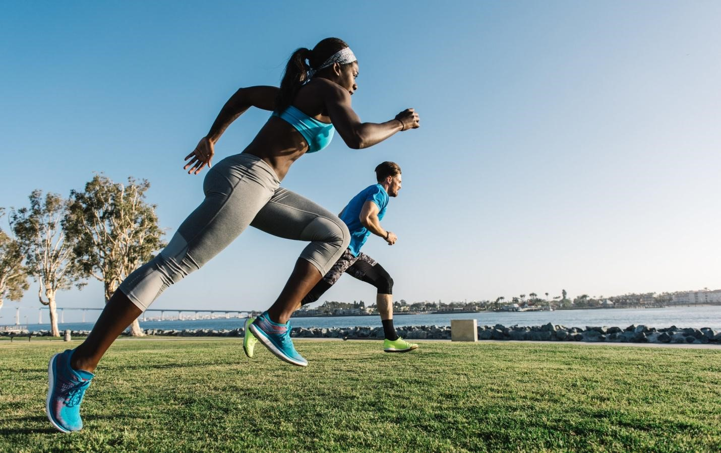 How much protein does a Healthy Runner need