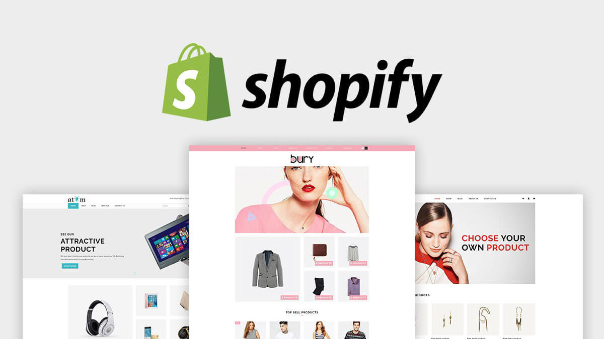Best Shopify themes for your E-commerce website