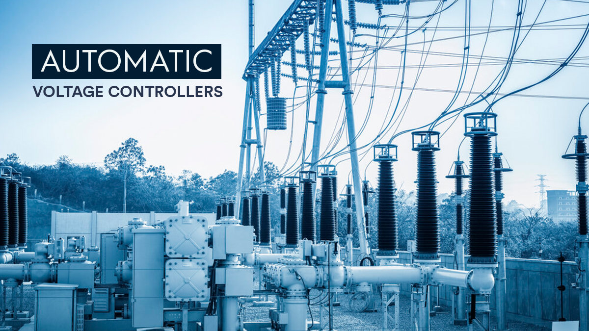 What is Automatic Voltage Controllers?